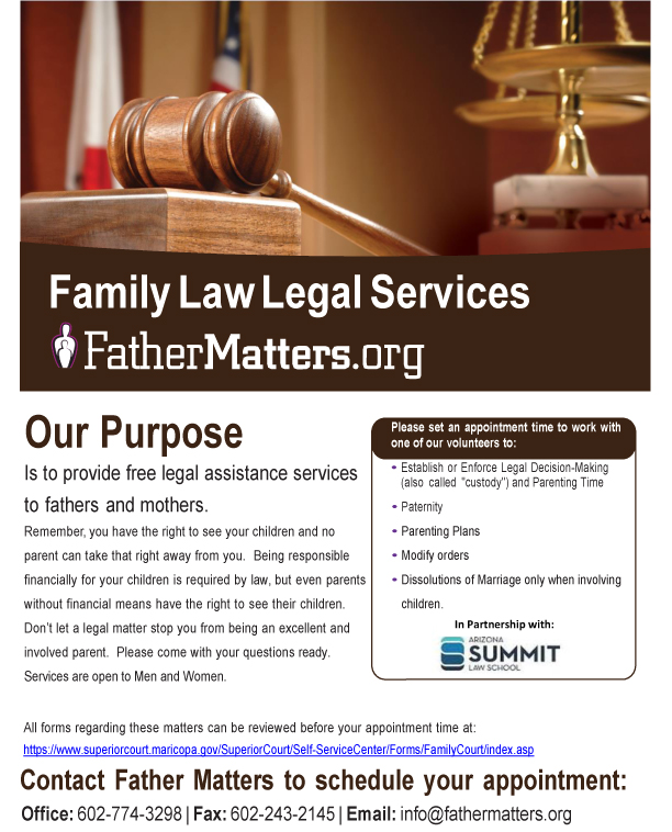Legal Self Help: Family Law Legal Assistance